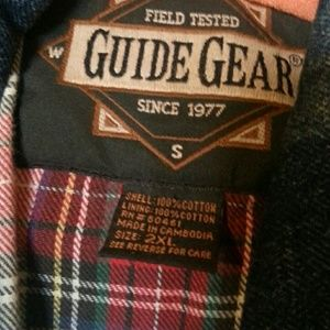 Field tested guide gear since 1977